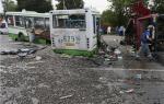 Τουλάχιστον 18 νεκροί σε σύγκρουση φορτηγού με λεωφορείο έξω από τη Μόσχα