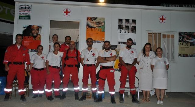 Για άλλη μια χρονιά στήριξαν οι Εθελοντές Σαμαρείτες το Matala Beach Festival